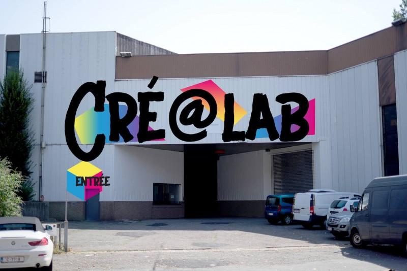 Hangar - Cré@lab