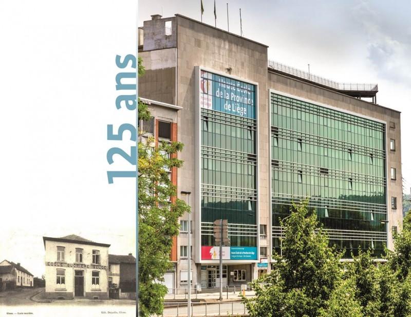 De 1892 à aujourd'hui: de l'École Sucrière à la HEPL!