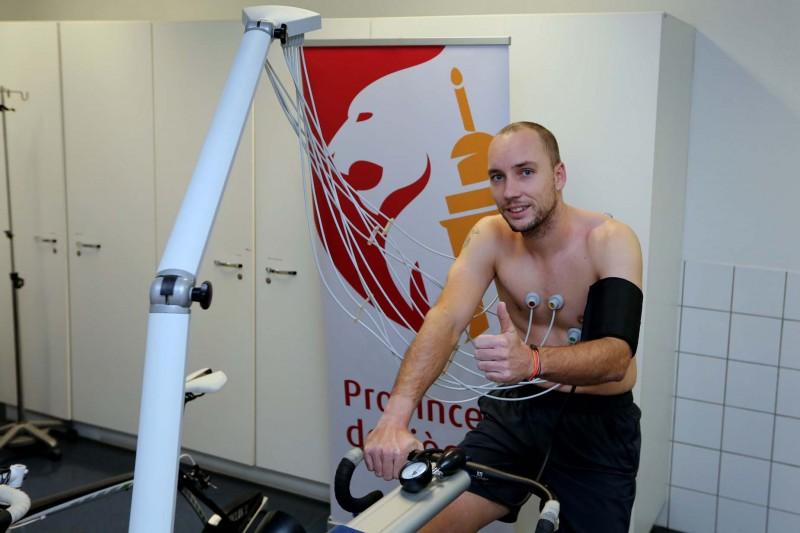 Médecine du sport - Steve Darcis