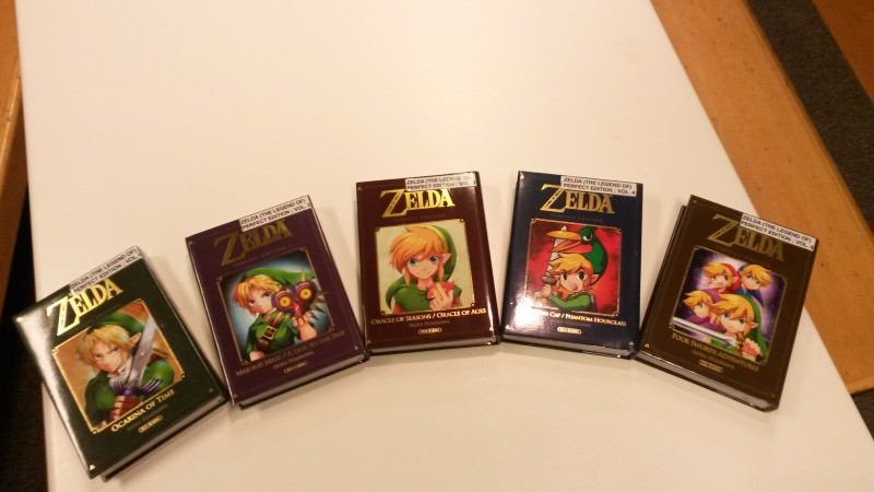 The Legend of Zelda, The Perfect Edition