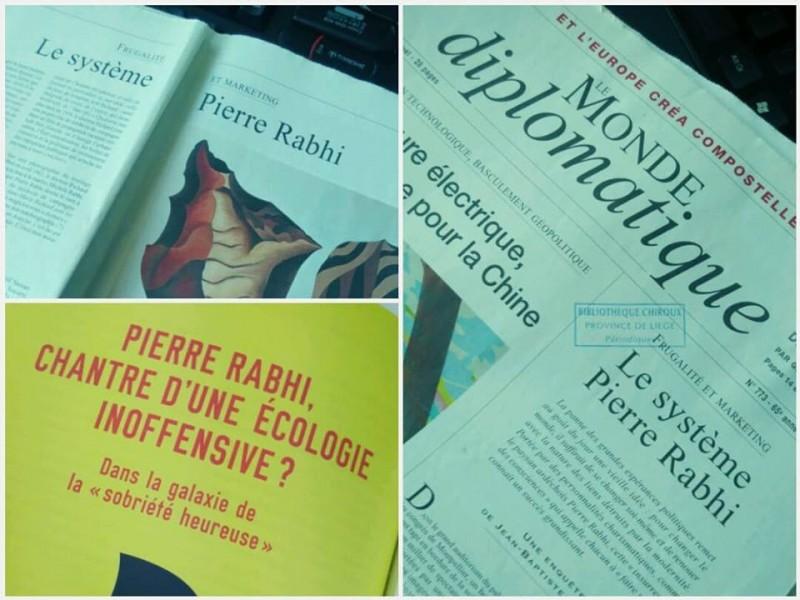 Que penser de Pierre Rabhi ?
