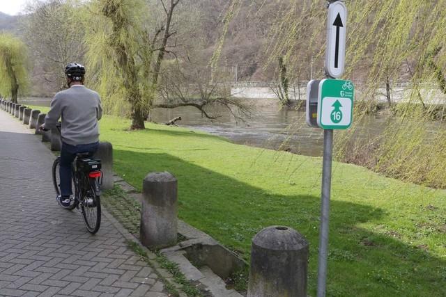 Un réseau points-noeuds pour une mobilité à vélo !