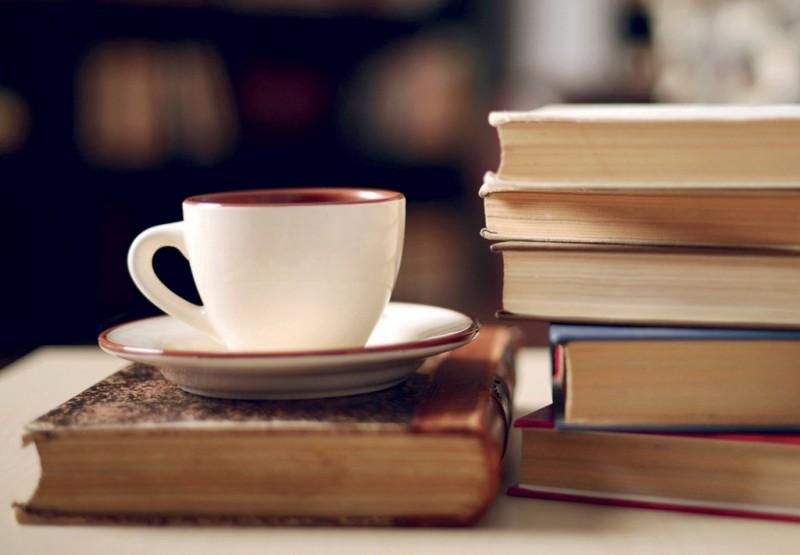 Café littéraire vol. 6 : choix libre