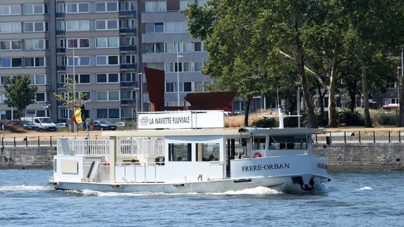 Retour des navettes fluviales à Liège !