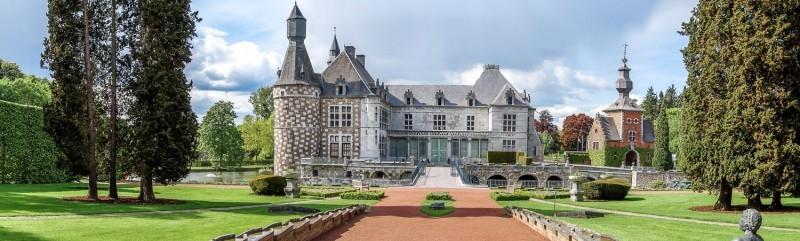 Château de Jehay © G Destexhe Province de Liège
