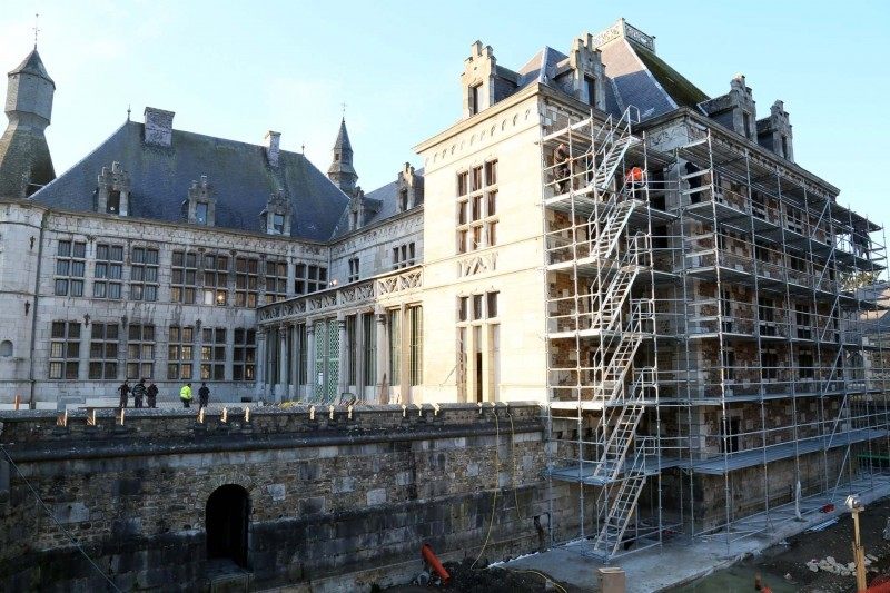 Château de Jehay © Province de Liège