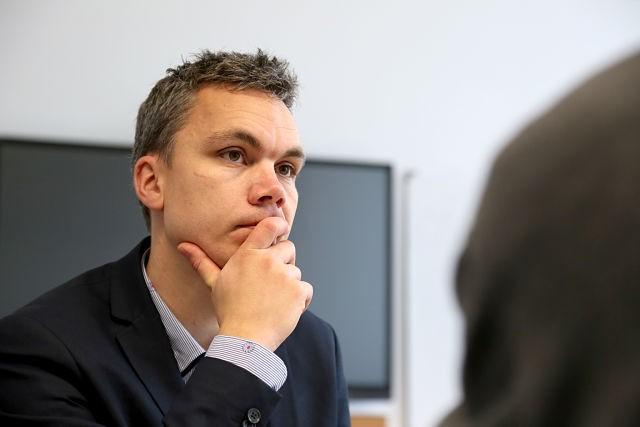 Interview de Cédric Swennen, Directeur général de la SPI: