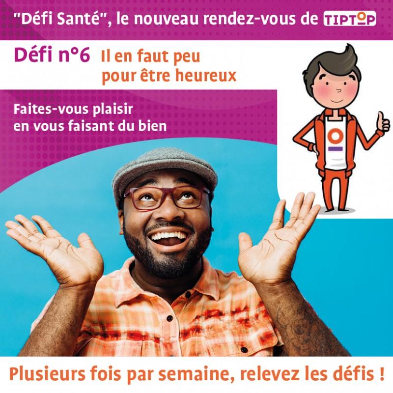 DÉFI SANTÉ N°6