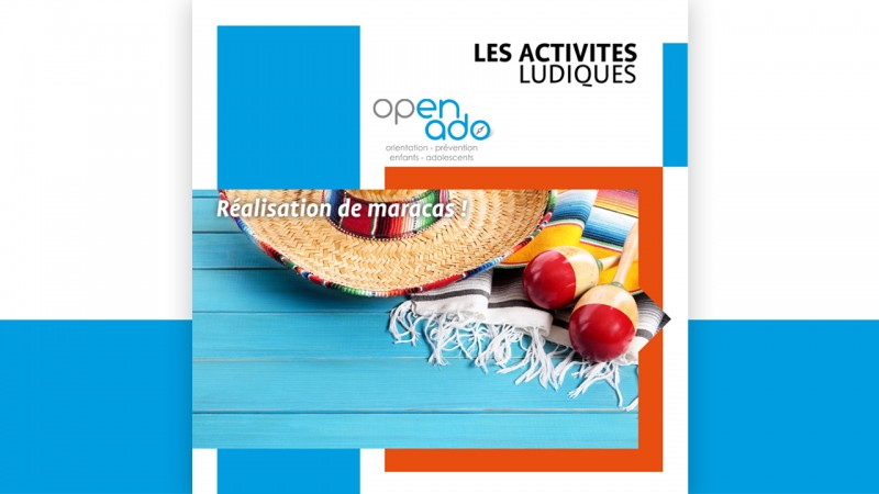 Activités ludiques Openado