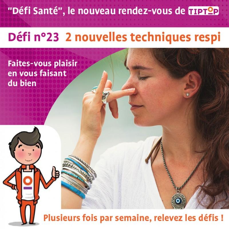DÉFI SANTÉ N°23