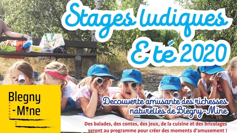 Stages été 2020 Province de Liège