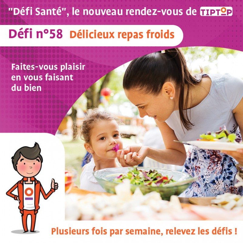 DÉFI SANTÉ N°58