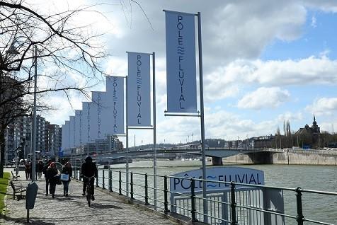 Pôle fluvial de Liège