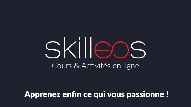 Logo et slogan Skilleos