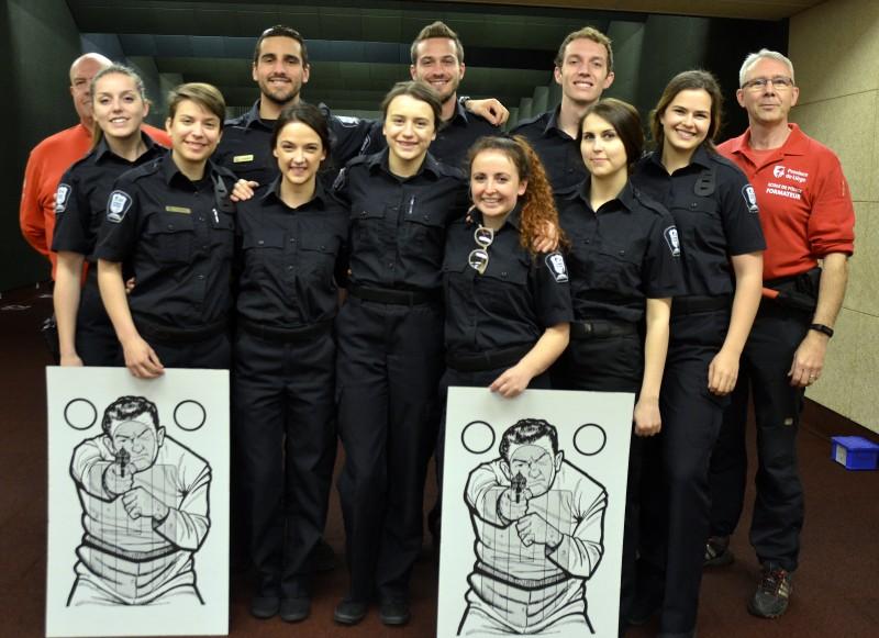 Protocole d'échange - Ecole de Police de la Province et Canada