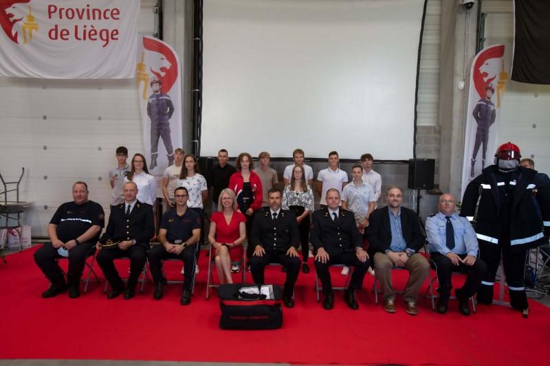 Cadets-pompiers