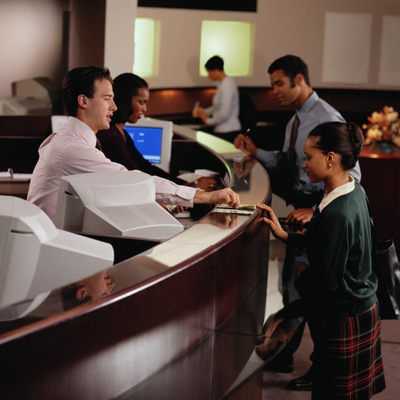 établissements bancaires