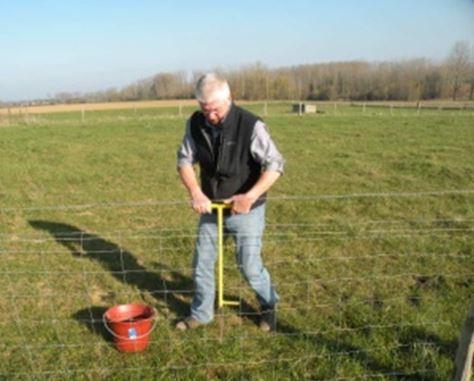Notre laboratoire traite ± 8.000 échantillons de terre par an.
