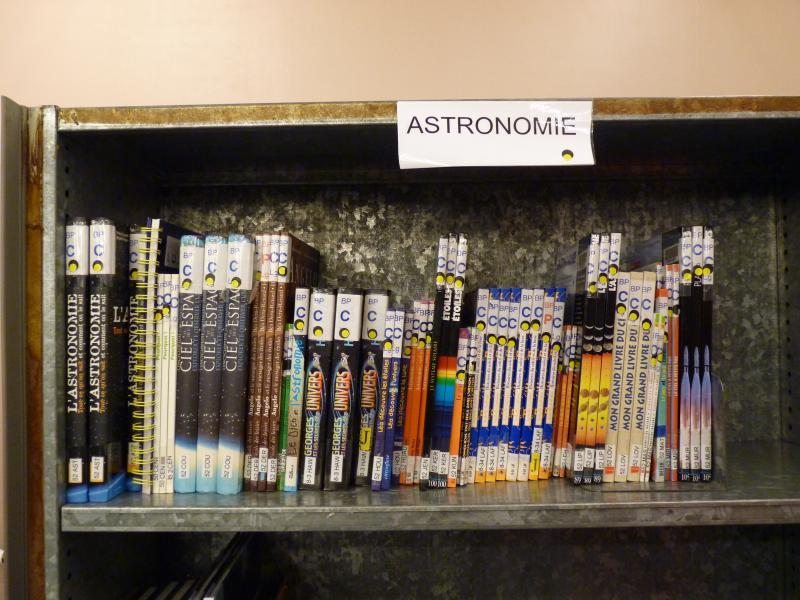 Lot Astronomie