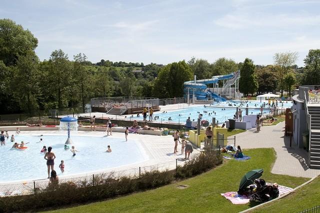 La piscine de Wégimont