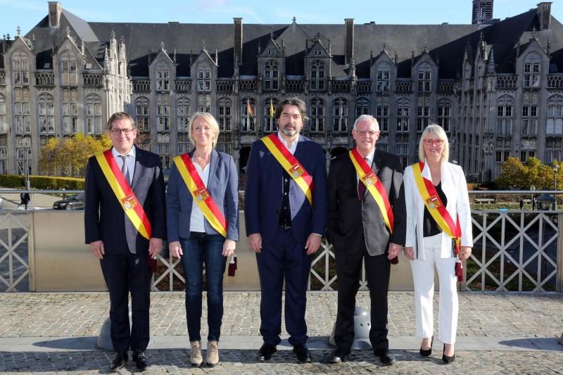 Le Collège provincial de Liège