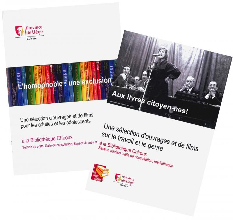 Bibliographies Chiroux