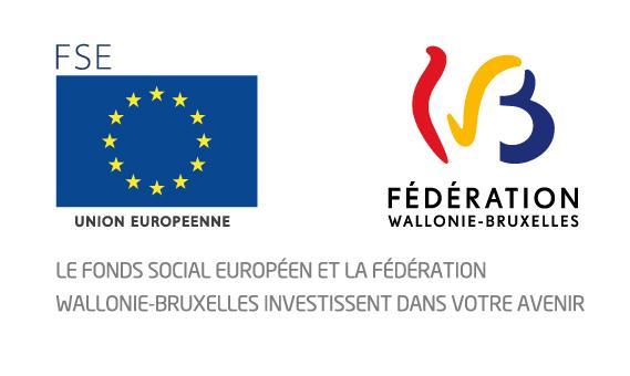 L'IPEPS Liège bénéficie du soutien du FSE