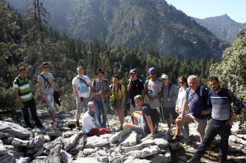 Les élèves de l'IPEA La Reid à la découverte du Maroc