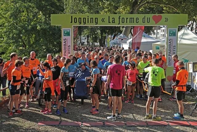10ème édition du Jogging du Cœur