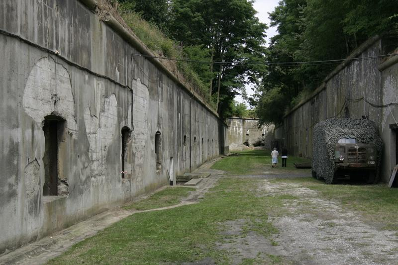 Fort de Hollogne © FTPL
