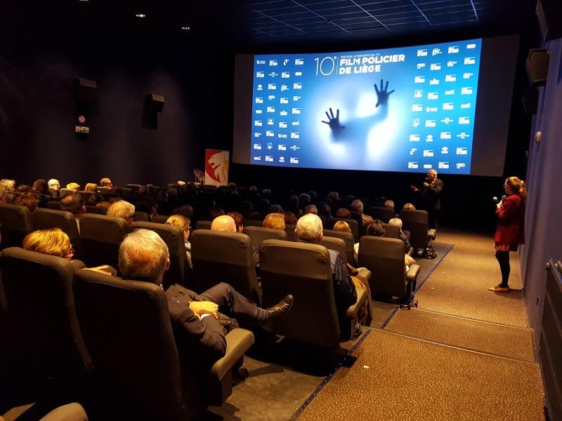 10ème Festival international du Film Policier de Liège
