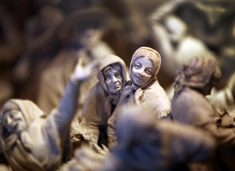 het monumentale werk van de Luikse Markt door Léopold Harzé