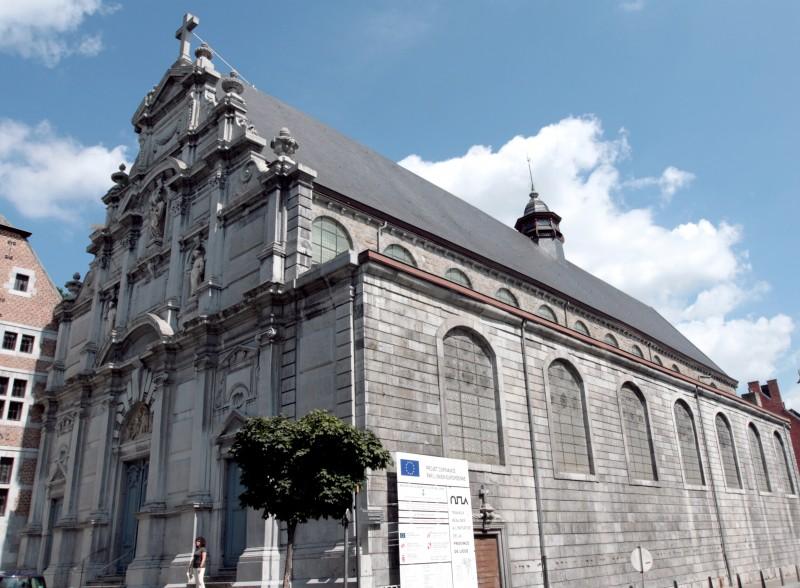 Die Sankt-Antonius-Kirche