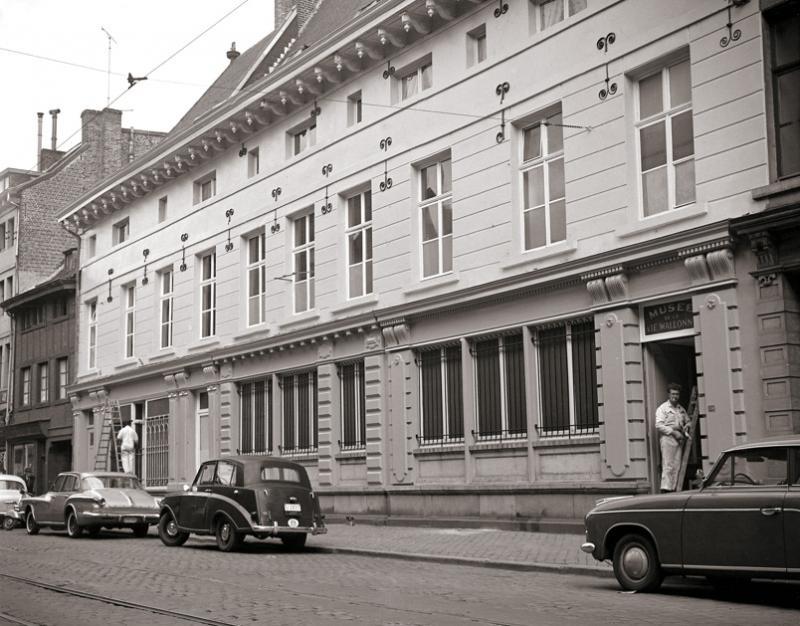 Le Musée de la Vie wallonne, en Féronstrée