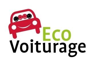 Logo spécifique aux parkings d'EcoVoiturage