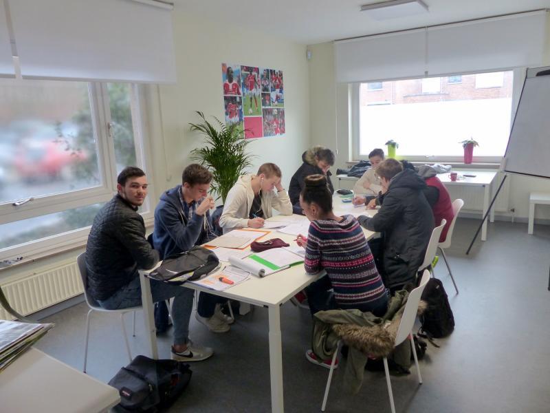 IPES Seraing: une Maison pour apporter un soutien scolaire aux élèves sportifs