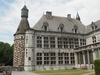 Province de Liège - Château de Jehay ©