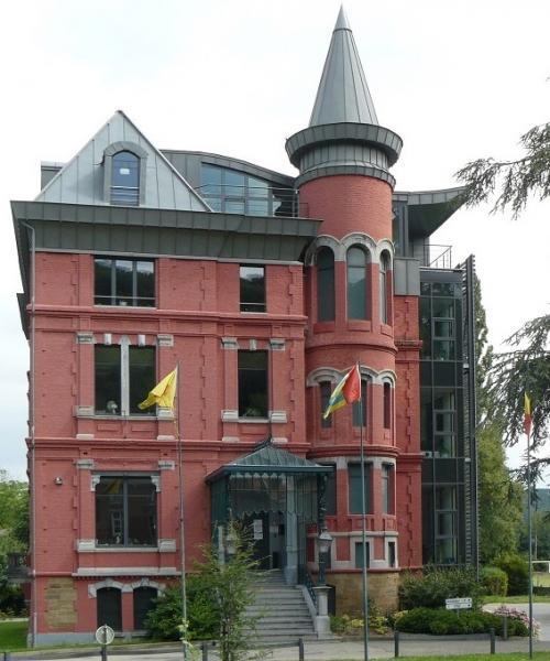 Maison de la poésie d'Amay