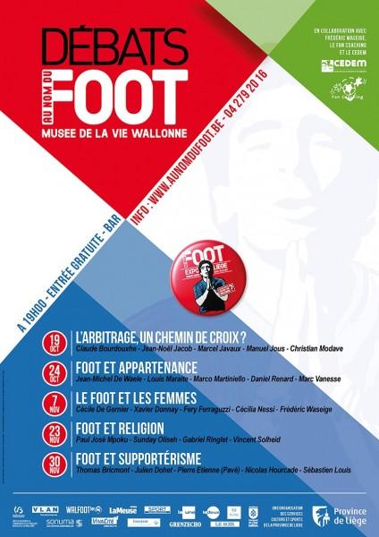 Programme des débats - Visuel promotionnel MVW2017