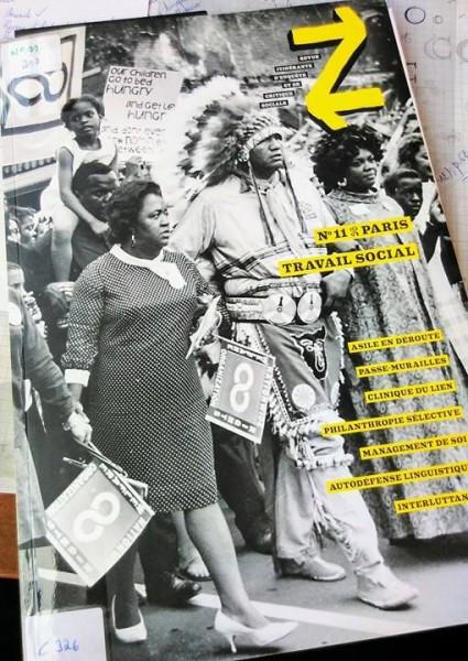 Z - revue itinérante d'enquête et de critique sociale