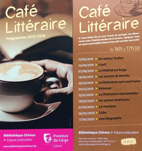 Bibliothèque Chiroux - Province de Liège Culture