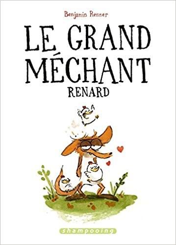 Le grand méchant renard (version BD)