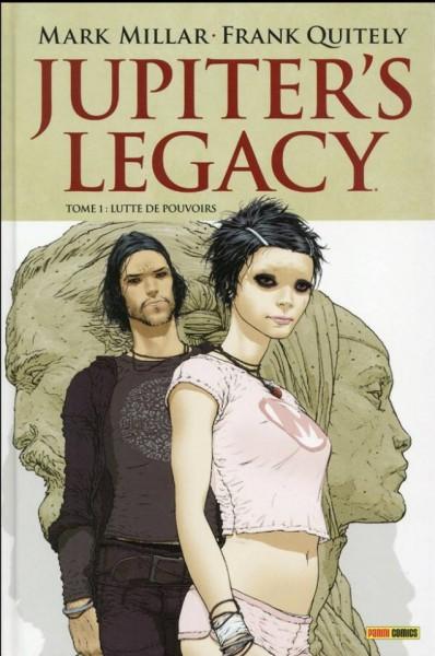 Jupiter's legacy / de Mark Millar et Frank Quitely