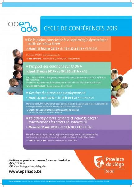 Conférences 2019
