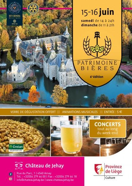 Patrimoine Bières