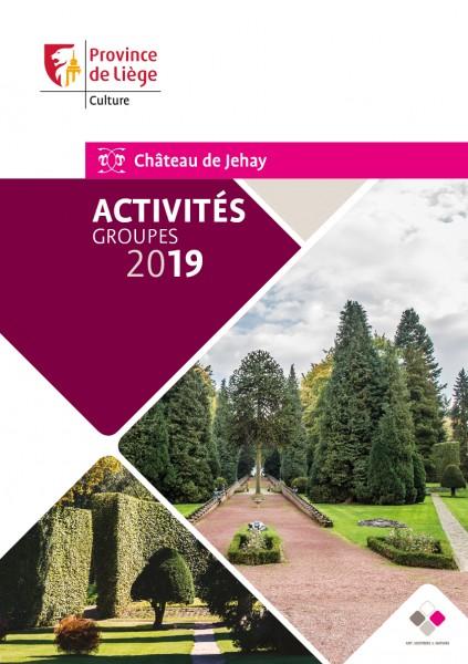 Activités groupes 2019