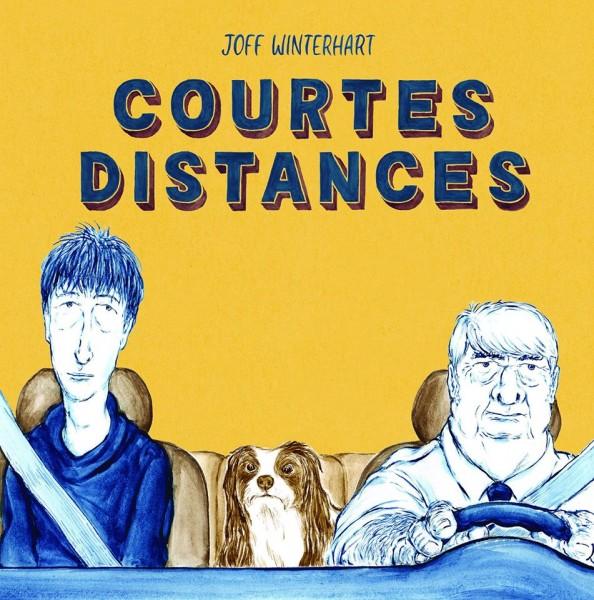 Courtes distances / de Joff Winterhart