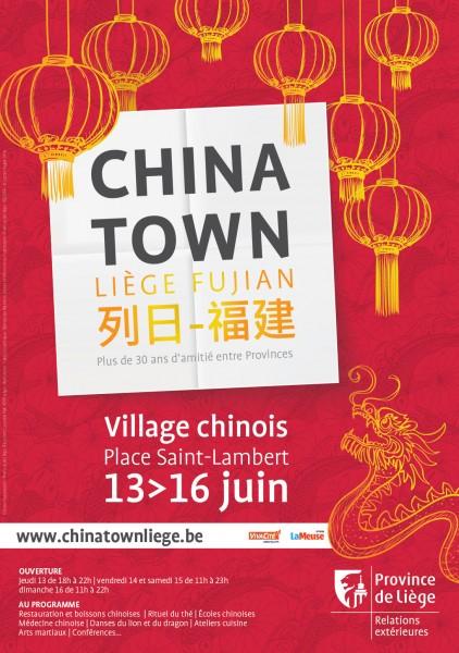 Chinatown Liège
