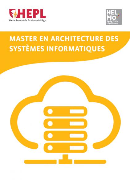 Master en Architecture des systèmes informatiques