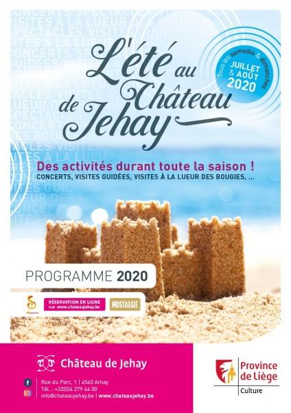 Été 2020 au Château